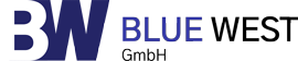 BlueWest – Material Consultancy & Sales Company Logo
